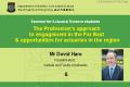 Seminar for Actuarial Science students.